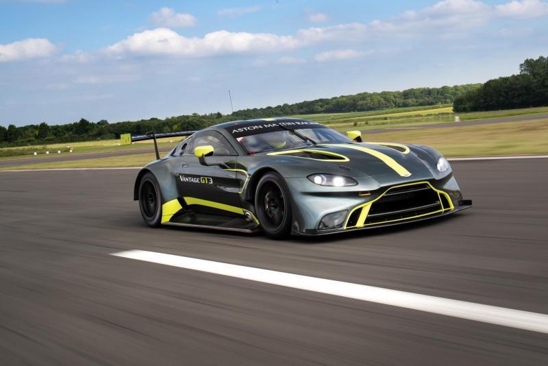 ADAC GT Masters Aston Martin Vantage GT3 © Aston Martin