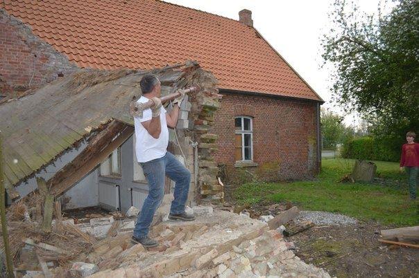 Ruine in Ostfriesland