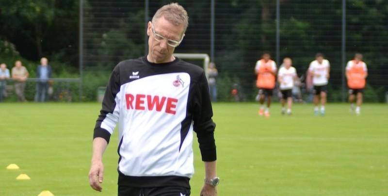 Peter Stöger 1.FC Köln Trainer