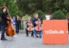 Impressionen vom 17Ziele Freude-Flash in Erfurt Fot (c)Bildrechte #17Ziele Fotograf: #17Ziele