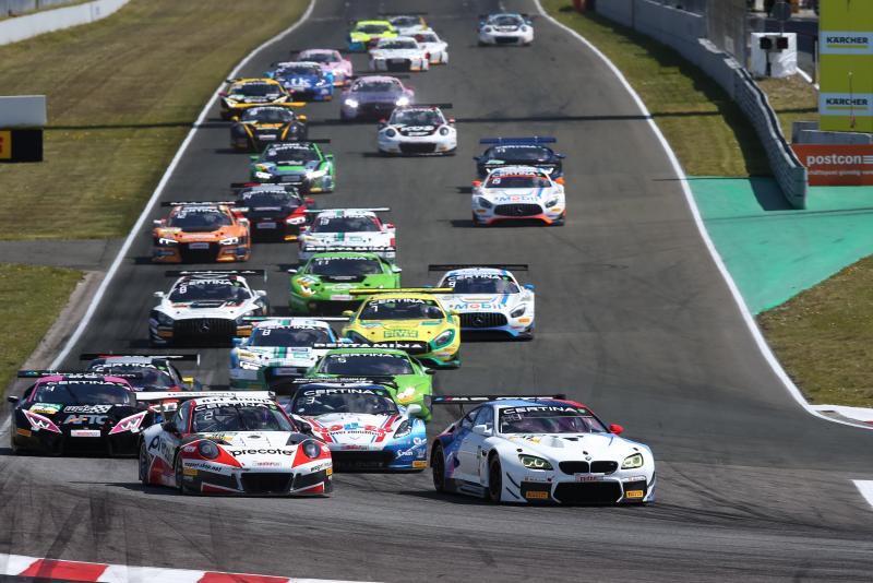 ADAC GT Masters, Oschersleben, BMW Team Schnitzer, Ricky Collard, Philipp Eng