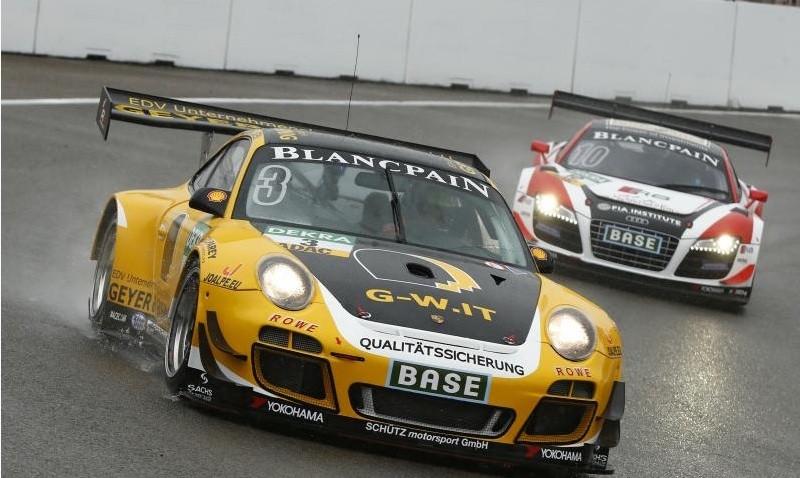 ADAC GT Masters, Zandvoort, GW IT Racing Team // Schütz Motorsport