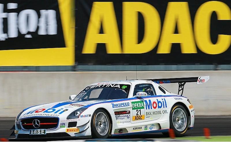 ADAC GT MASTERS LAUSITZRING Klettewitz Team Zakspeed