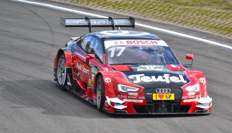 DTM ABT Audi Sieger Miguel Molina