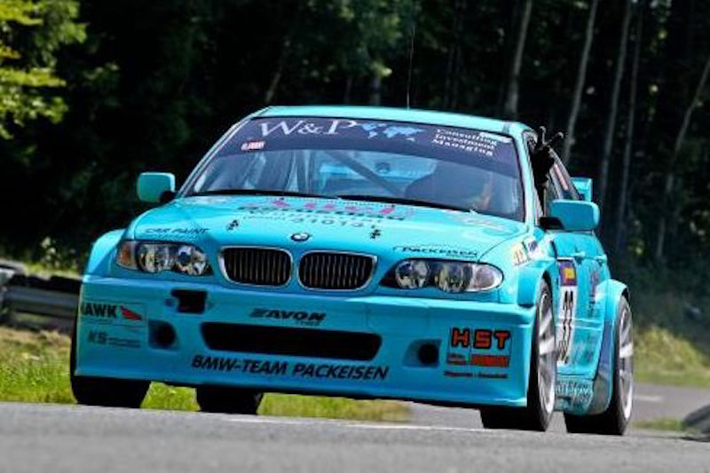 BMW Packeisen Motorsport