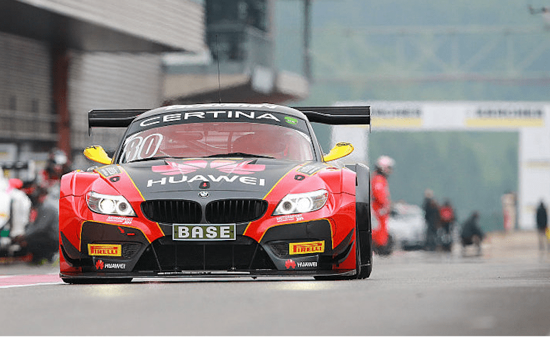 ADAC GT Masters 2015, Spa-Francorchamps, Dominik Baumann, BMW Sports Trophy Team Schubert