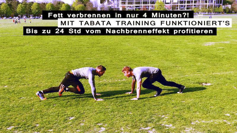 Tabata Training - Trainingstipp
