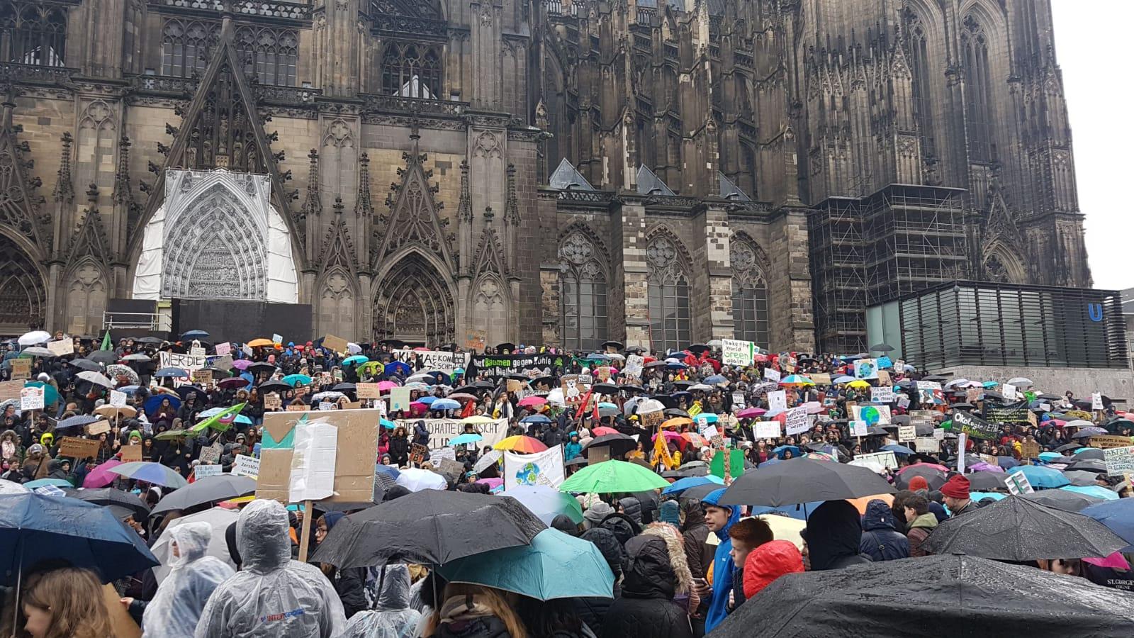 #Climatestrike Gloabal #Fridaysforfuture (c) Marius Mull