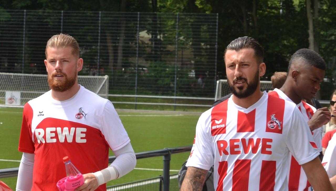 Das neue FC Trikot