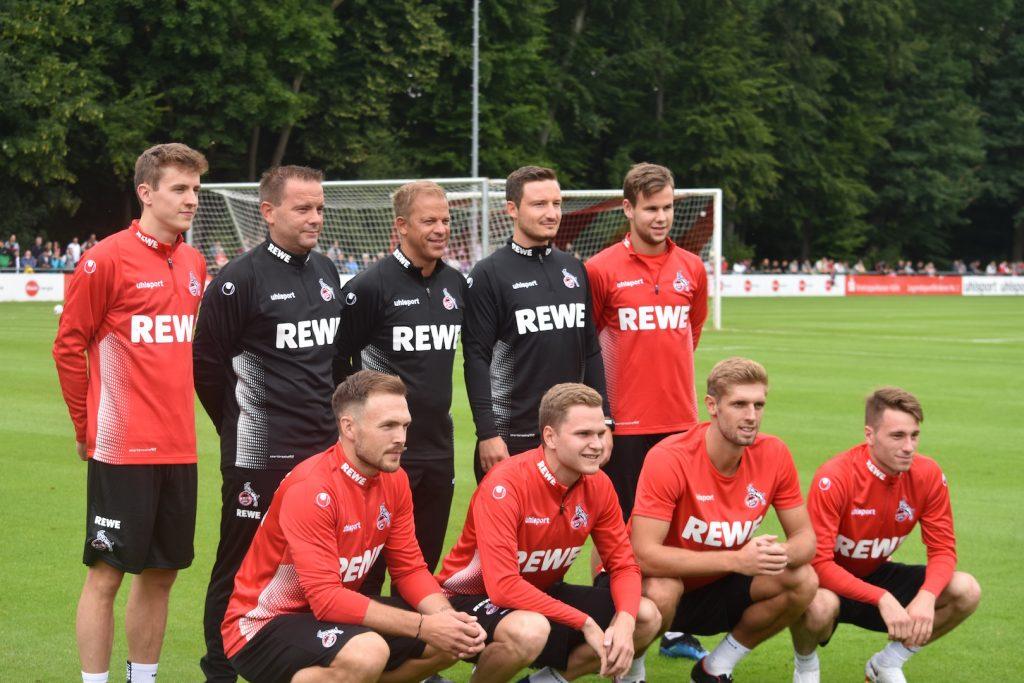 1.FC Köln Die Neuen im Team
