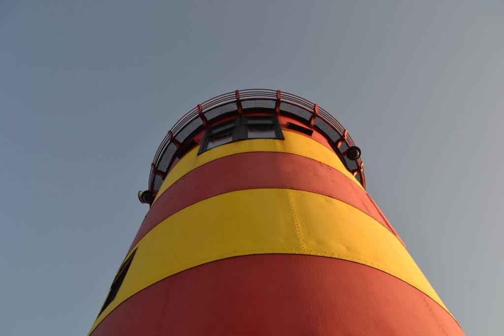 Ostfriesland Leuchtturm Pilsum