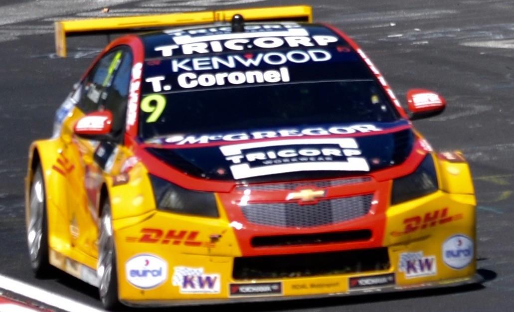 Tom Coronel Roal Motorsport Chevrolet WTCC