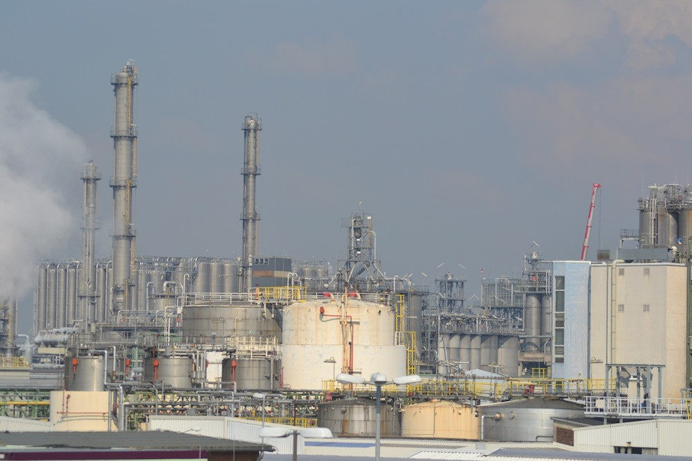 Chemische Industrie Wesseling
