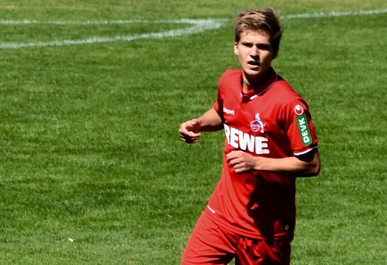 Vincent Koziello 1FC Köln