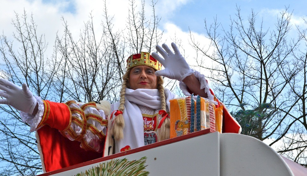 Karneval in Sürth