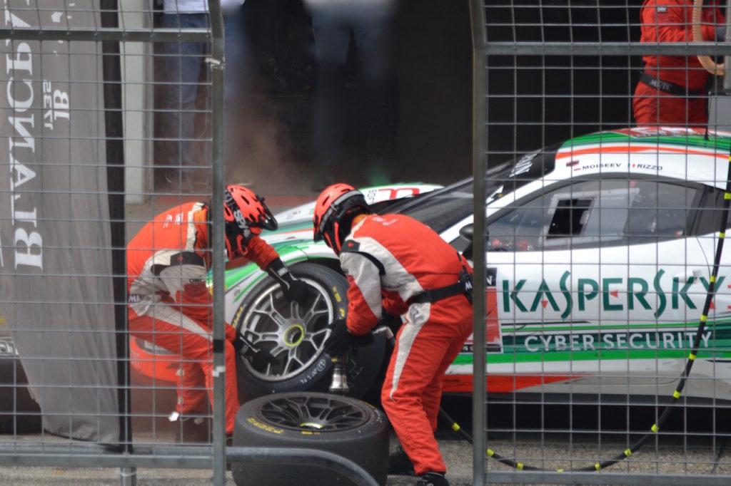 Top Stint by AF Corse Ferrari Mecanics Nürbrugring