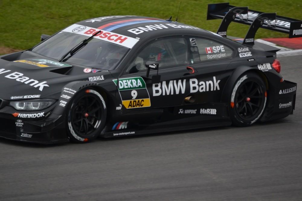 Bruno Spengler DTM BMW
