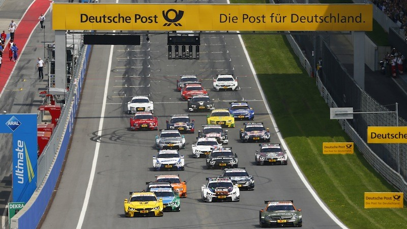 Motorsport DTM Red Bull Ring Spielberg