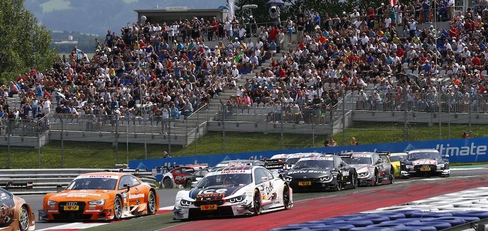 Motorsports / DTM 6. Wittmann (GER, BMW Team RMG, BMW M4 DTM