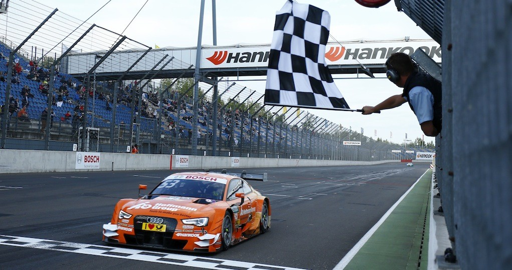 #53 Jamie Green, Audi RS5 Foto: DTM