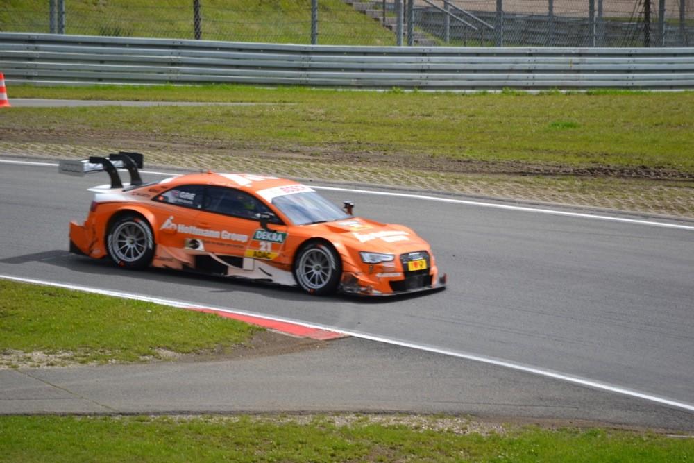 Jamie Green DTM Audi Foto@Jazzie