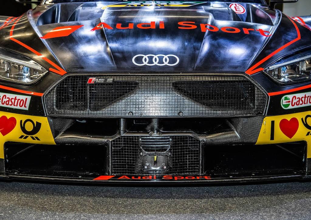 Audi RS 5 DTM 2019, Test Car Copyright: Audi