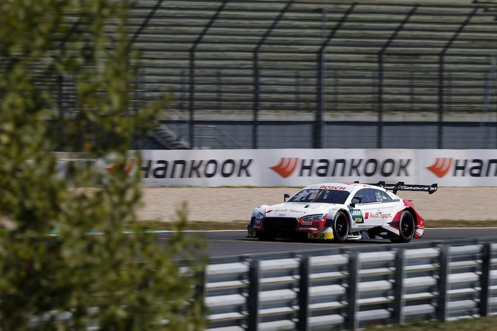 33 René Rast (GER, Audi Sport Team Rosberg, Audi RS 5 DTM), DTM Lausitzring 2019, (Photo by Hoch Zwei)