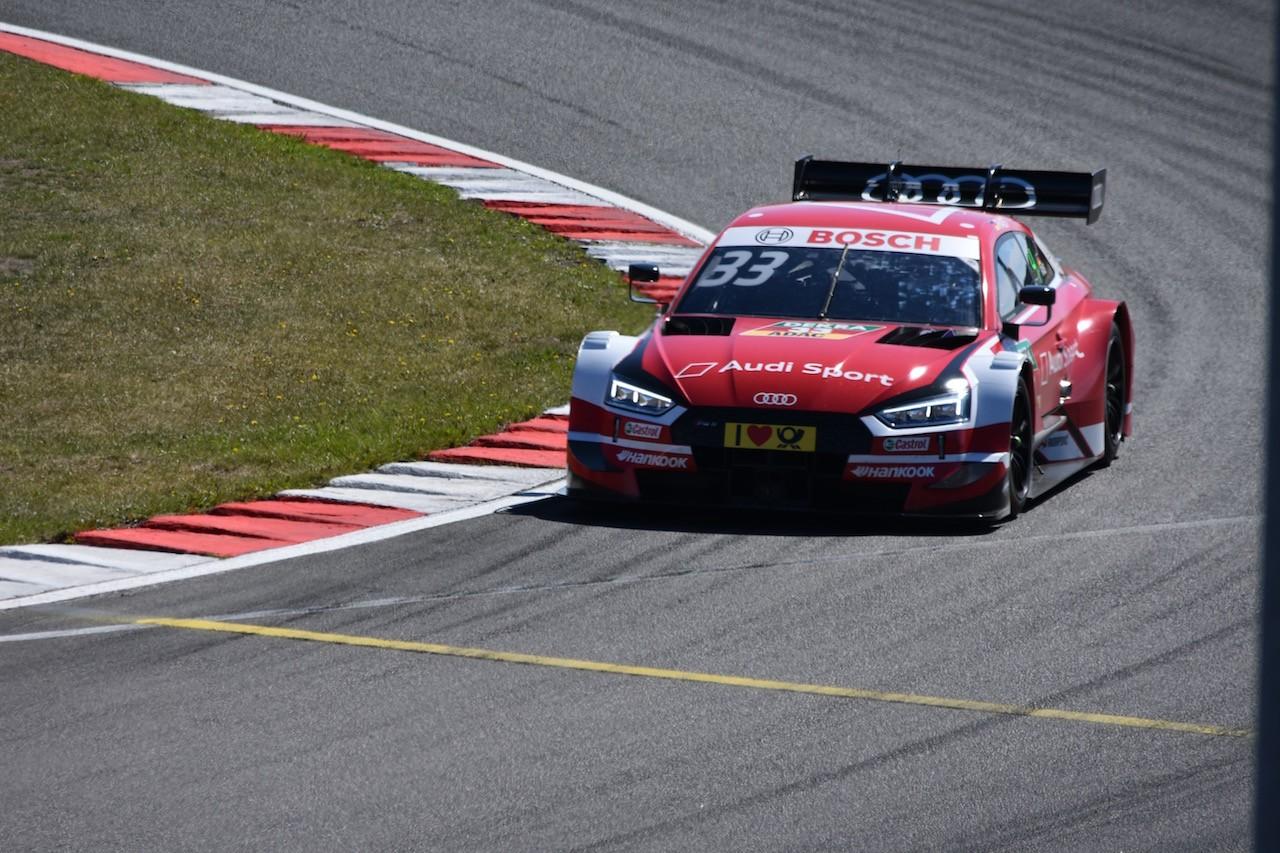 DTM Audi Rene Rast