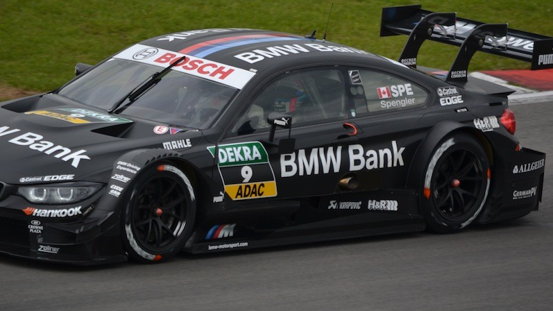 DTM Nuerburgring Foto Packeisen