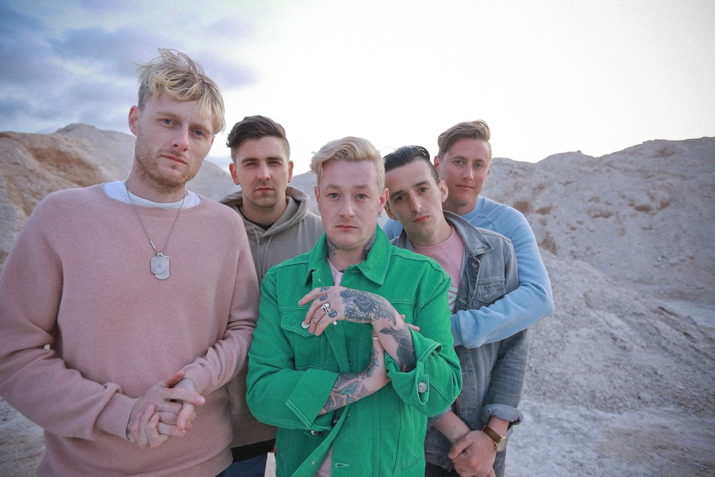 Deaf Havana Foto © Wolf James