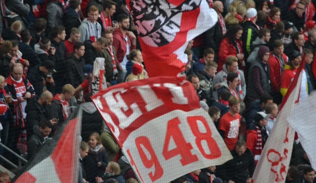 1.FC Köln feiert 68.Geburtstag