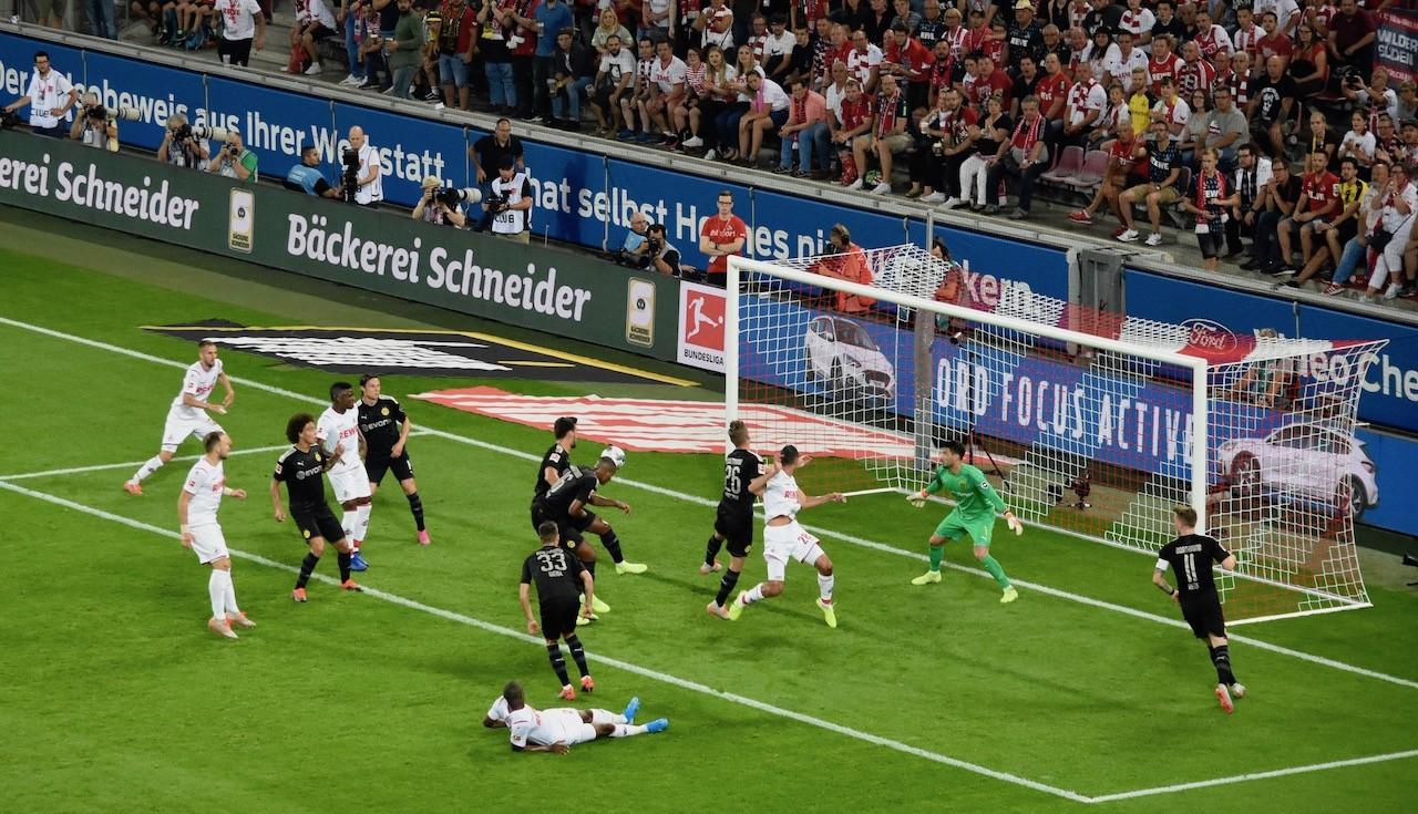 1.FC Köln Heimspiel gegen BVB