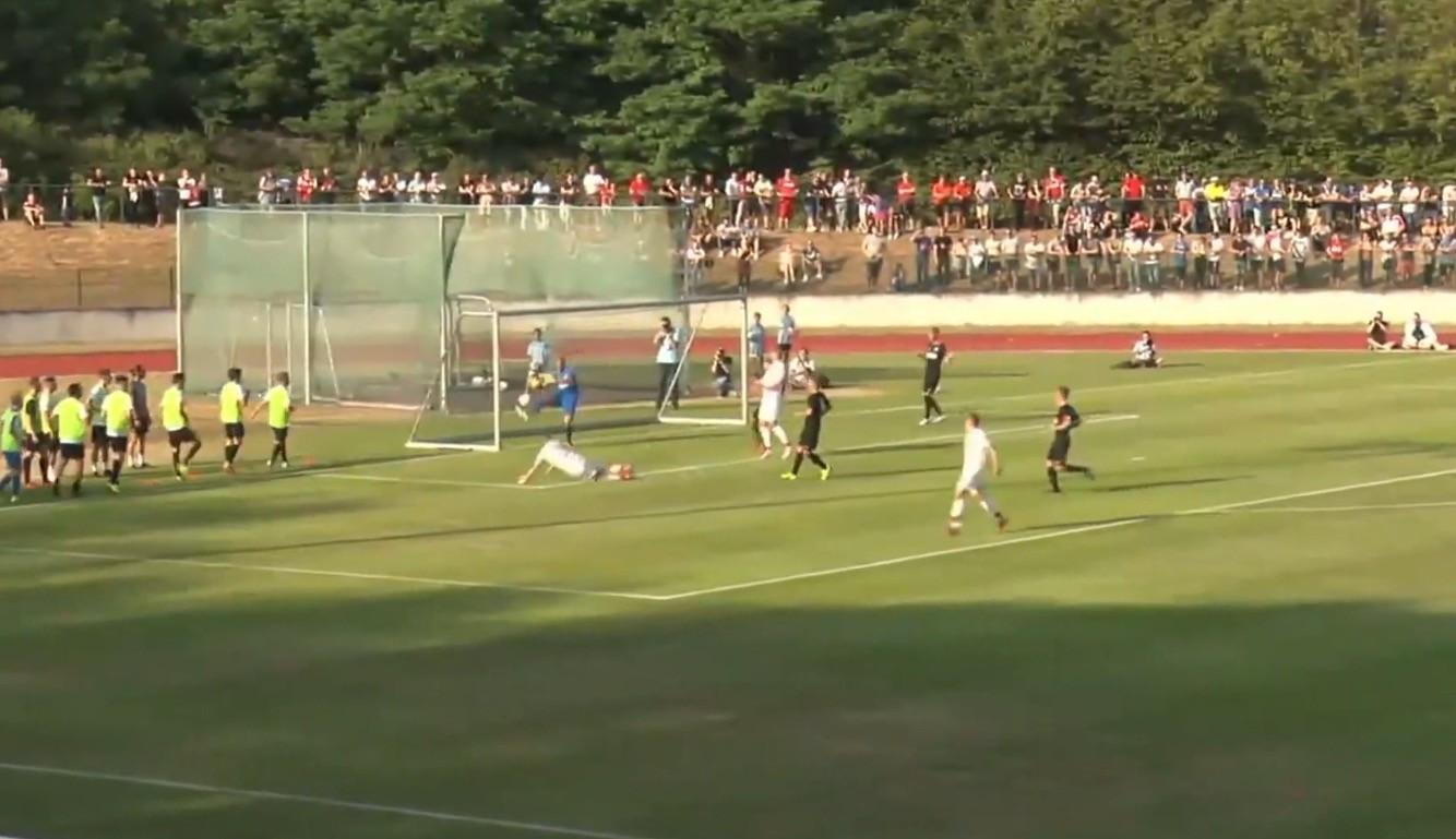 Testspiel in Frechen der 1.FC Köln siegt 7:1