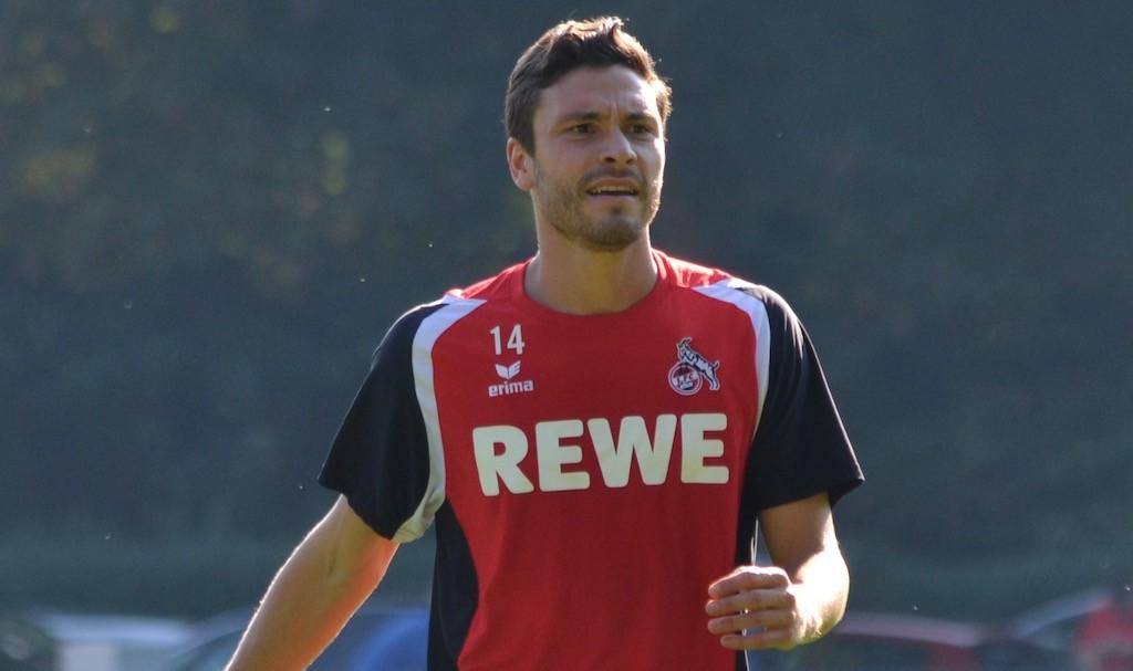 Jonas Hector Spieler des 1.FC Köln - Spieler in der Fußball Nationlamannschaft