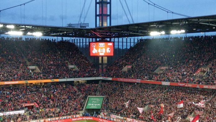 4:0 Sieg des 1.FC Köln gegen Freiburg Foto(c) Stadionkind @schoti75