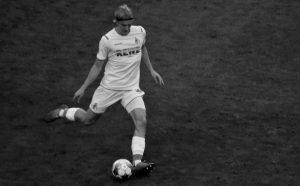 Player of the match first FC goal Sebastiaan Bornauw 1.FC Köln