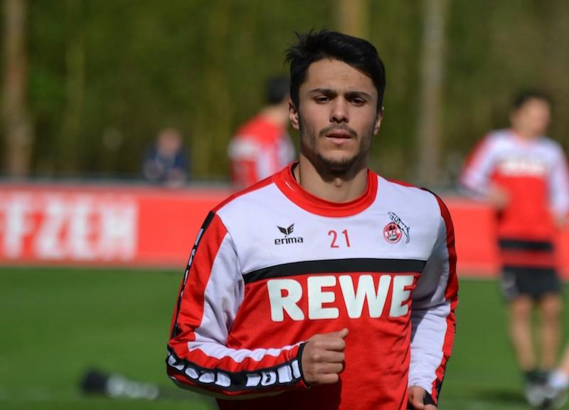 Leonardo Bittencourt 1.FC Köln gegen Stuttgart wieder dabei