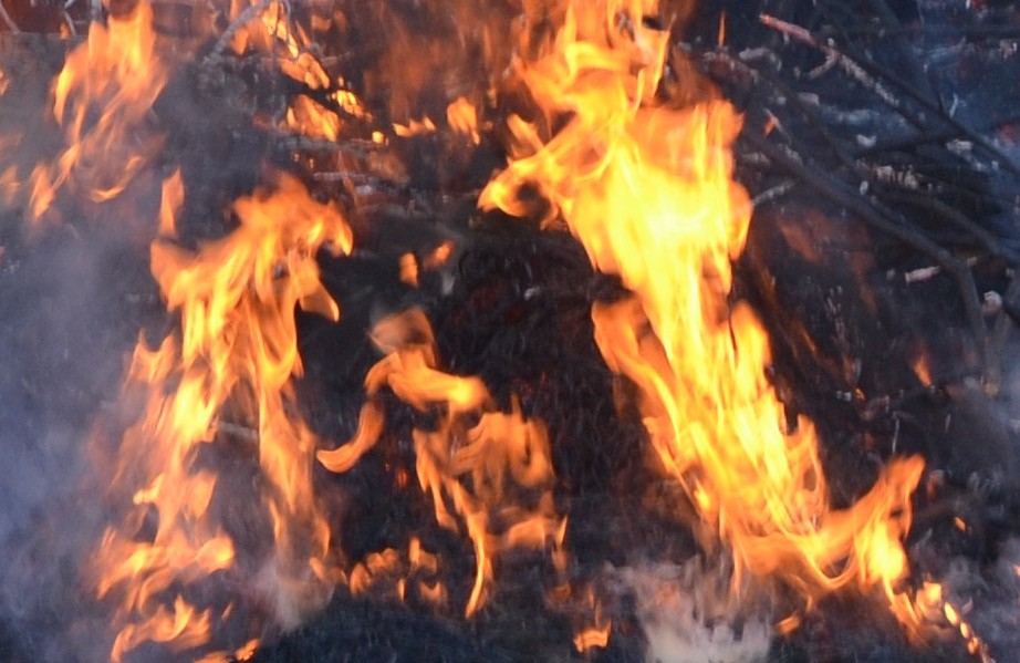 Kamin Ofen Feuer