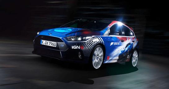 Ford auf der Gamescom 2015