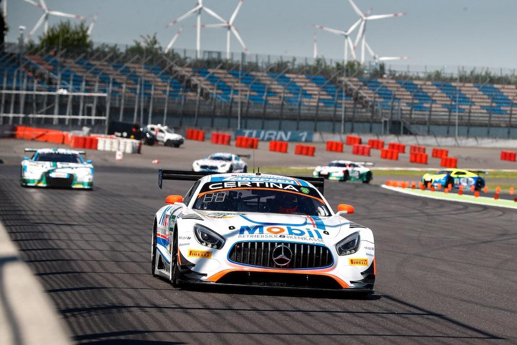 "ADAC GT Masters, Lausitzring, Mercedes-AMG Team ZAKSPEED, Luca Stolz, Luca Ludwig Foto@""ADAC Motorsport"""