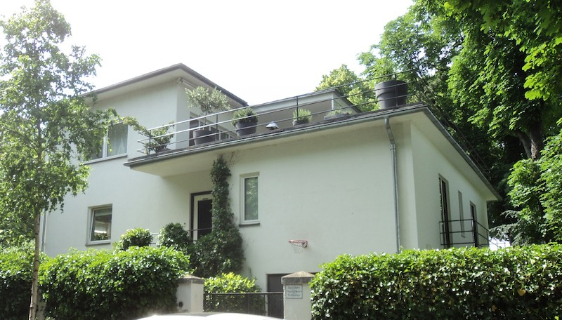 Haus Seewald Köln Rodenkirchen Villenführung