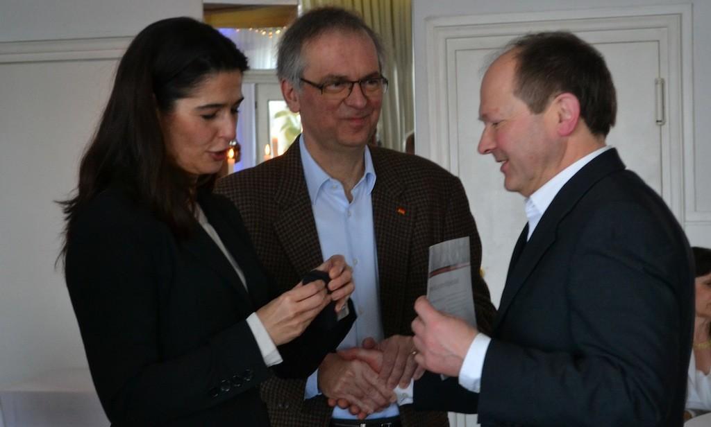 CDU Rodenkirchen Alexandra von Wengersky,Heribert Hirte, Dr.Josef Moch