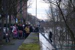 Hochwasser Koeln 2018
