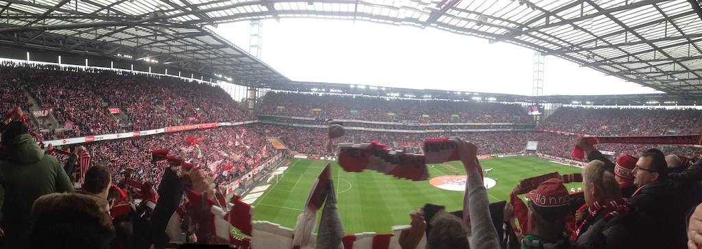 RheinEnergieStadion Heimat des 1.FC Köln