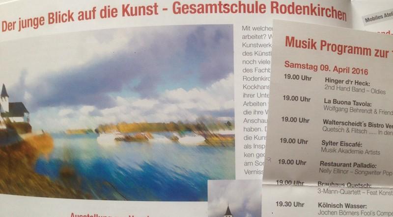 Rodenkirchen Kunstmeile 2016