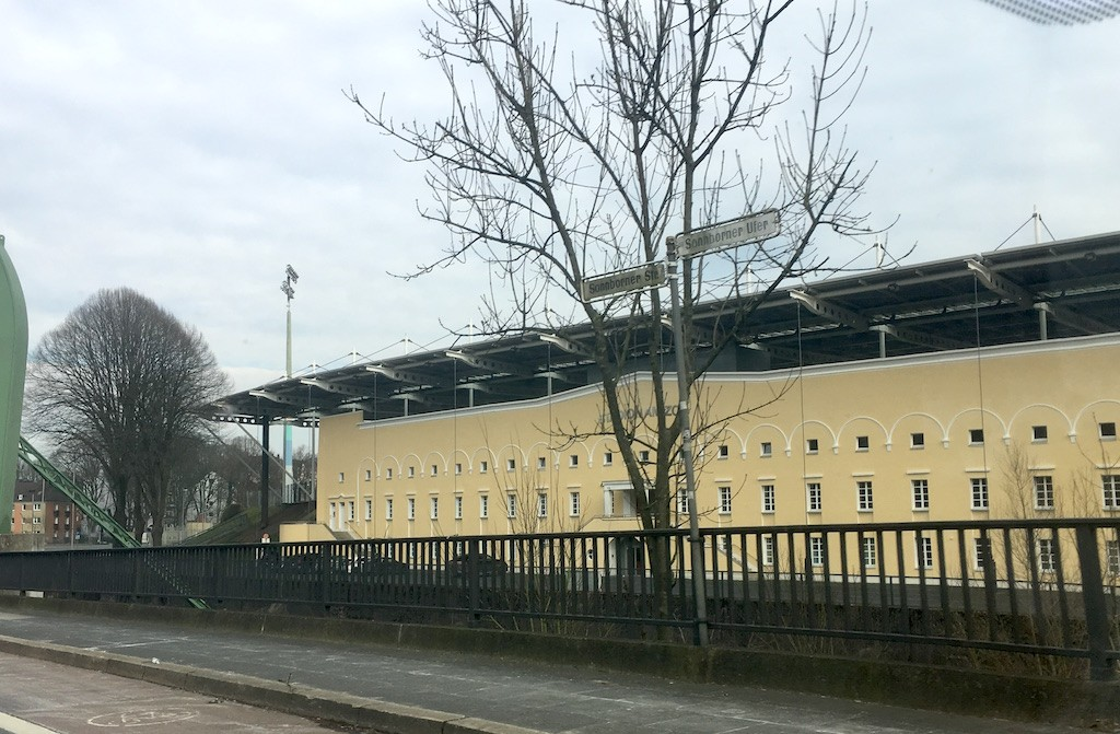 Zoo Stadion Wuppertal WSV