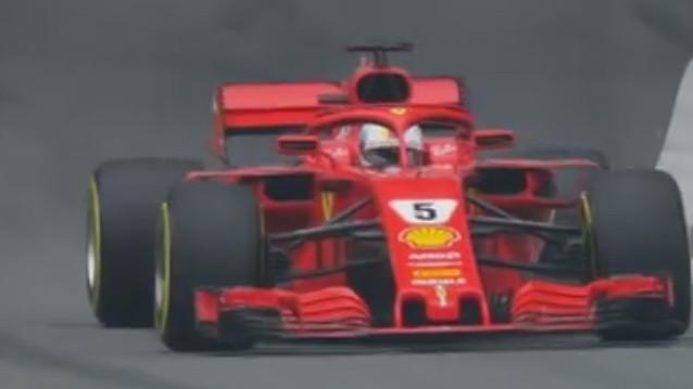 Ferrari Sieg in Kanada
