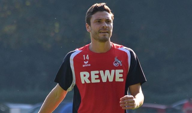 Training am GBH Jonas Hector 1.FC Köln