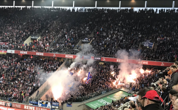 1FC Köln gegen den HSV Foto(c) 2smart4u