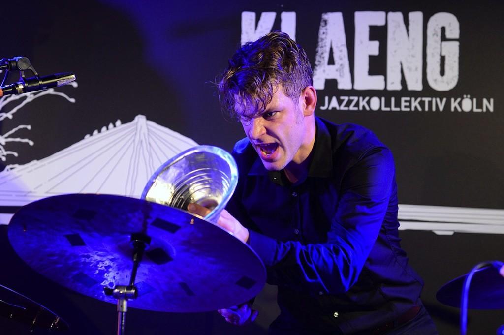 Klaeng-Festival Christian Lillinger Foto Gerhard-Richter